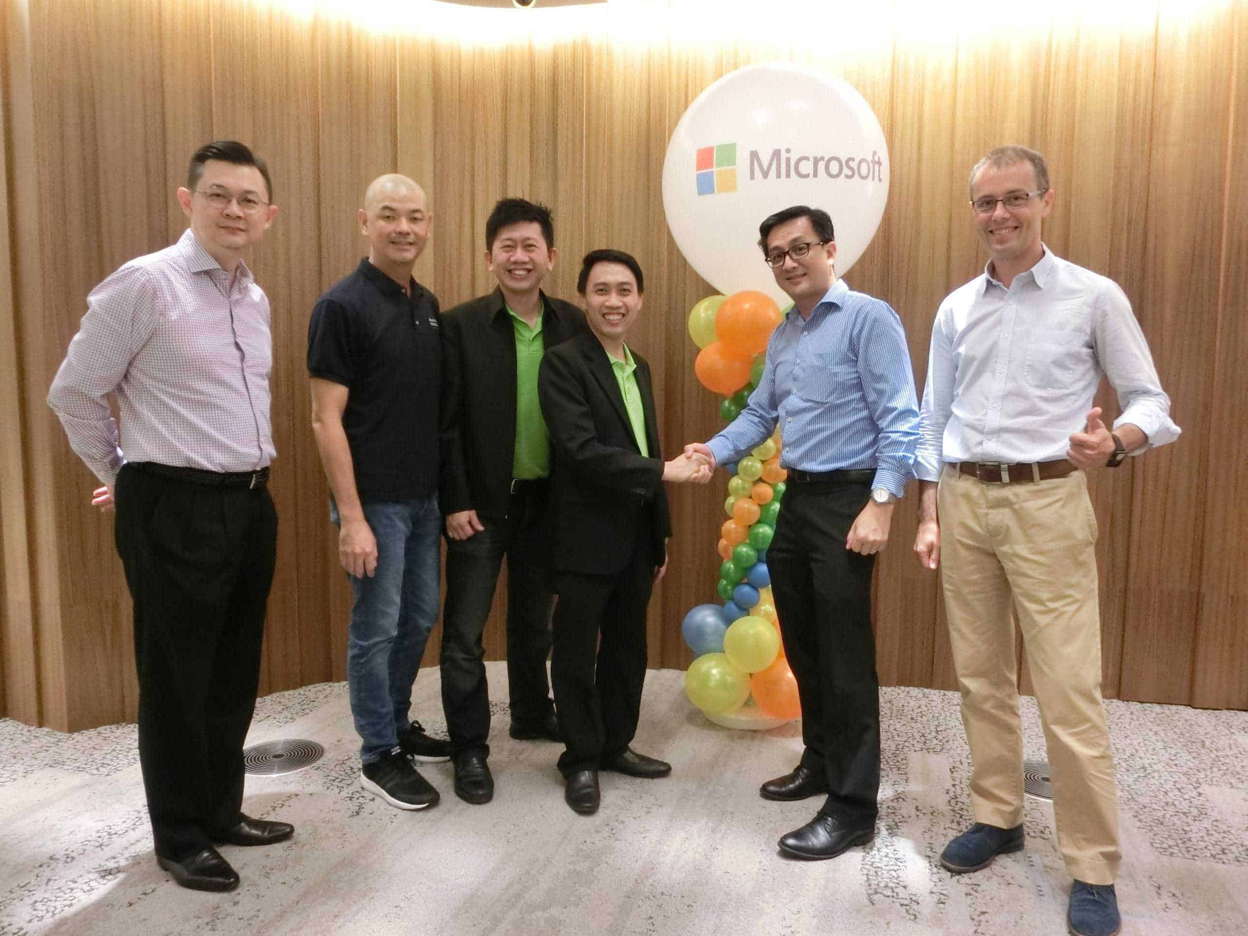 Enfrasys Consulting recognized as 2018 Microsoft Country Partner of the Year for Malaysia