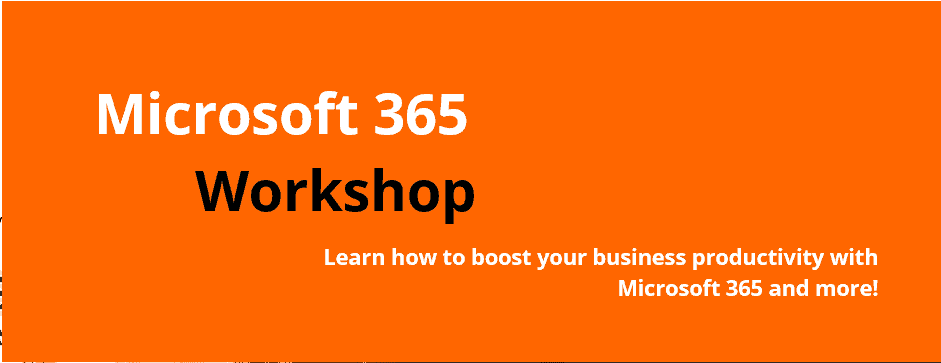 Join us at Microsoft 365 Workshop on 18th Ocotber!