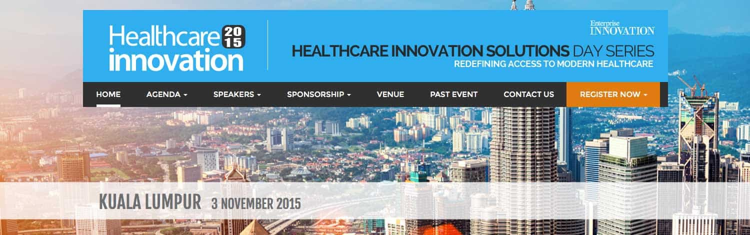 Healthcare Innovation Solutions 2015